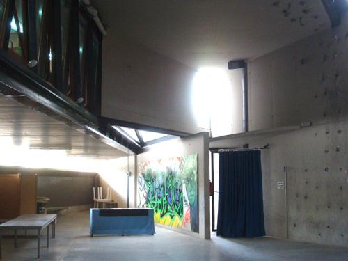 エンリック・ミラージェスによるバラニャ市民会館外観