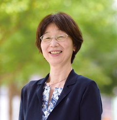 定行まり子 日本女子大学教授