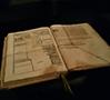 展示されているアンドレア・パラディオの建築書。