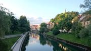 リュブリャナの街