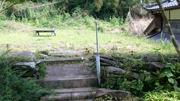 石巻工房のベンチ