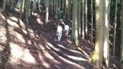 旧桃浦小学校エリアへの経路。