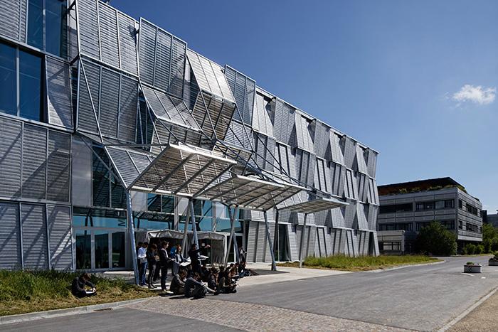 EPFL New Mechanics Hall (Lausa...